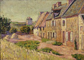 Paul Signac: Saint-Briac