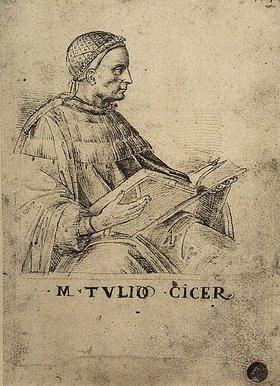 Raffael (Raffaello Sanzio): Cicero