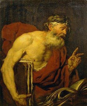 Gian Battista Langetti: Ein Philosoph