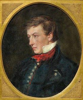 Benjamin Vautier: Portrait Heinrich Heine