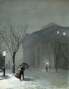 Walter Launt Palmer: Der Schneesturm