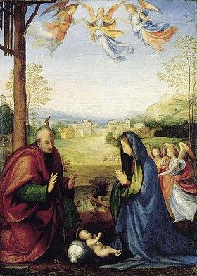 Fra Bartolomeo: Geburt Christi
