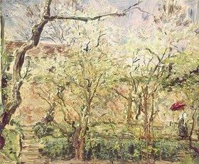 Max Slevogt: Blühende Bäume