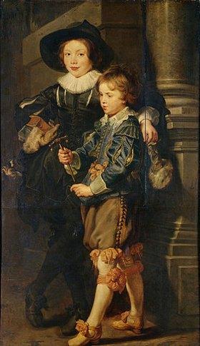 Peter Paul Rubens: Die Söhne des Künstlers