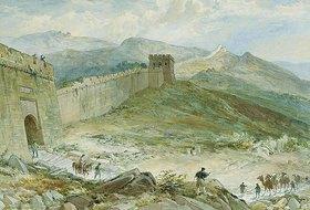 William Simpson: Die Chinesische Mauer