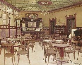 Johann Hamza: Das Café Beethoven in Wien