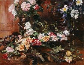 Lovis Corinth: Rosen