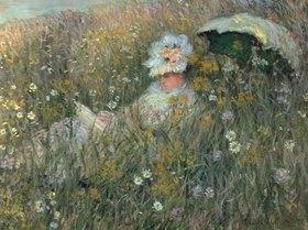 Claude Monet: In der Blumenwiese (Dans la Prairie)