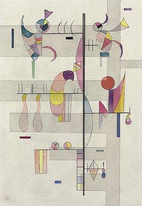Wassily Kandinsky: Verteilung