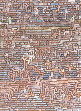 Paul Klee: Heiliger Bezirk