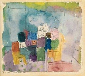 Paul Klee: Tischgesellschaft