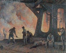 Maximilien Luce: Hüttenwerk