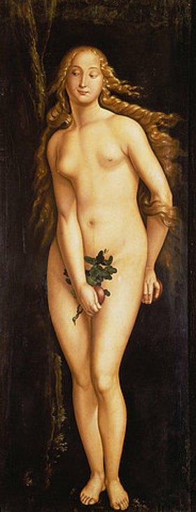 Hans Baldung (Grien): Eva. 1525 (siehe auch Bildnummer 3444)