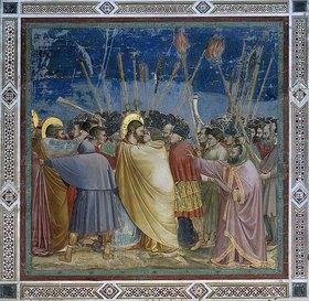 Giotto di Bondone: Der Judaskuss