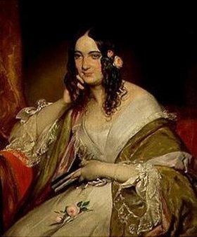 Friedrich von Amerling: Bildnis einer Dame. Gegen