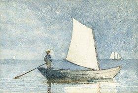 Winslow Homer: Auf einem Dory