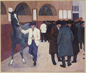 Robert Bevan: Pferdehändler