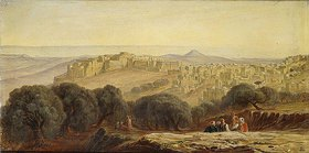 Edward Lear: Betlehem