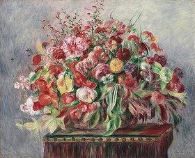 Auguste Renoir: Korb mit Blumen