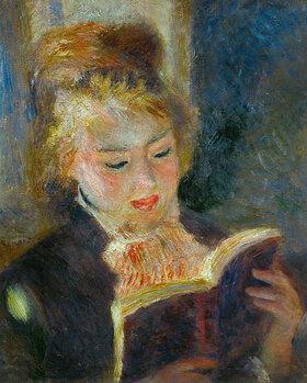 Auguste Renoir: Die Leserin