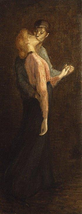 Théophile-Alexandre Steinlen: Der Kuss