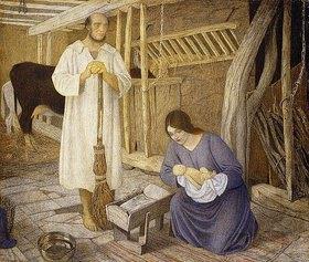 Arthur Joseph Gaskin: Geburt Christi