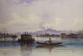 Amadeo Preziosi: Am Bosporus