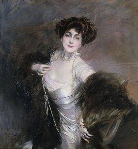 Giovanni Boldini: Portrait von Lady Diaz Albertini