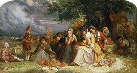 Fanny McIan: Nach der Schlacht bei Prestonpans