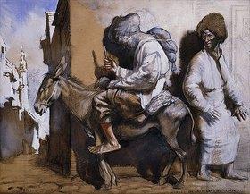 Sir William Orpen: Noreddin Ali verläßt Kairo