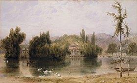William Daniell: Virginia Water, Surrey