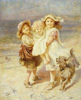 Frederick Morgan: Ein Tag am Strand