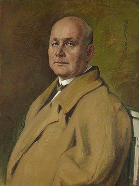 Ottilie Roederstein: Bildnis Alexej von Jawlensky. 1929