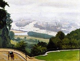 Albert Marquet: Der Hafen von Rouen