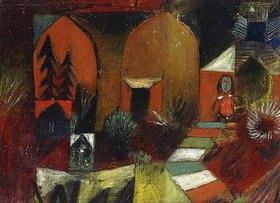 Paul Klee: Kind als Einsiedler