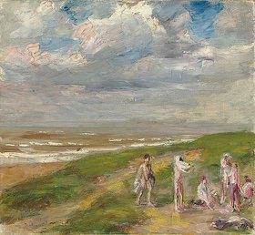 Max Liebermann: Nach dem Bade