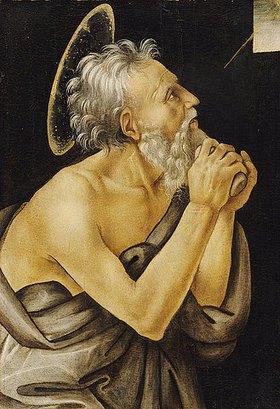 Filippino Lippi: Der heilige Hieronymus