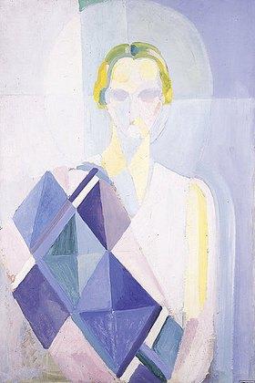 Robert Delaunay: Bildnis der Madame Heim