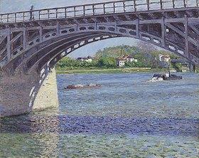 Gustave Caillebotte: Die Brücke bei Argenteuil