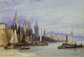 William Callow: Mainz