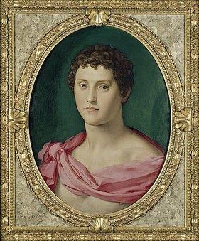 Agnolo Bronzino: Jüngling in antiker Tracht