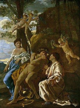 Nicolas Poussin: Die Inspiration eines Dichters