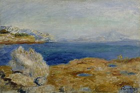 Auguste Renoir: Küstenlandschaft