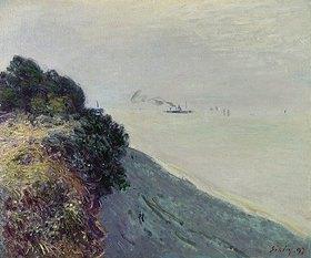 Alfred Sisley: Walisische Küste