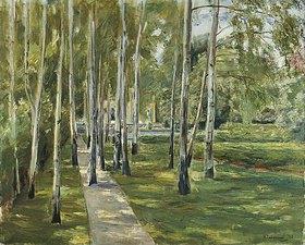 Max Liebermann: Der Garten des Künstlers