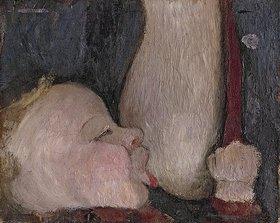 Paula Modersohn-Becker: Säugling an der Brust