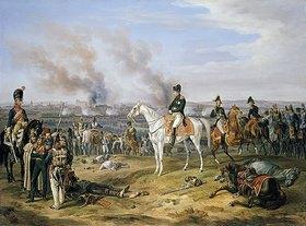 Albrecht Adam: Napoleon I. vor Regensburg