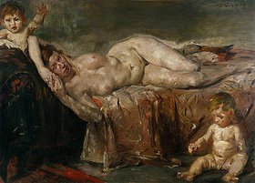 Lovis Corinth: Die Nacktheit