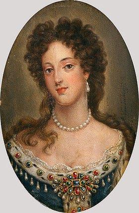 Adriaen van der Werff: Bildnis der Maria Beatrice Eleonora d'Este