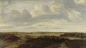 Jan II. Vermeer van Haarlem: Holländische Flachlandschaft